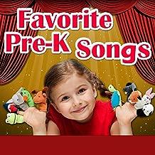 pre k songs