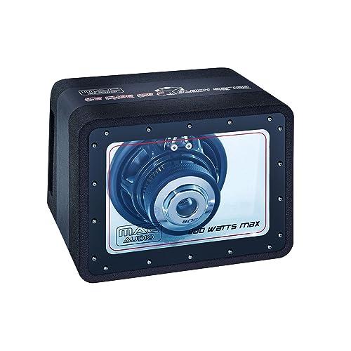 Mac Audio Ice Cube 108 P Black Series Passiver Bandpass-Subwoofer