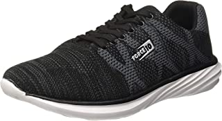 Force10 (by Liberty) Men's Brook-4 Black Running Shoes