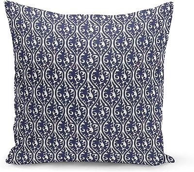 Amazon.com: Funda de almohada abstracta, vertical, a rayas ...