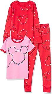 Spotted Zebra Disney Star Wars Marvel Frozen Princess Snug-fit Cotton Pajamas Sleepwear Sets Pajama-Sets Niñas