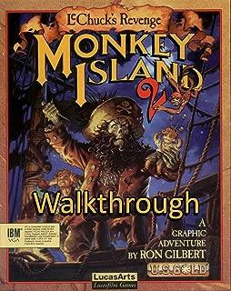 monkey island solution