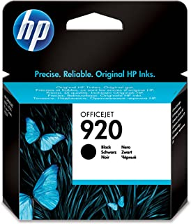 HP 920 Black Original Ink Advantage Cartridge - CD971AE