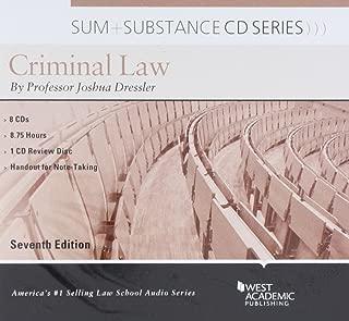Best dressler criminal law audio Reviews