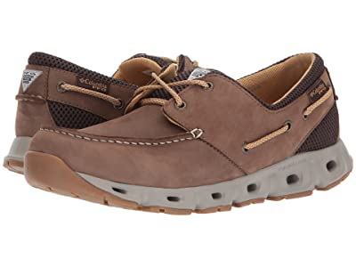 Columbia Boatdrainer III PFG (Cordovan/Curry) Men