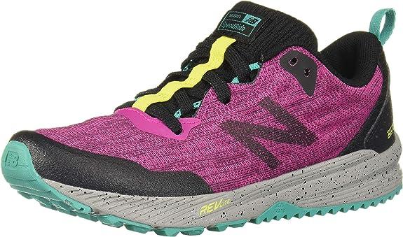 Amazon.com | New Balance Kids' FuelCore Nitrel V5 Running Shoe ...