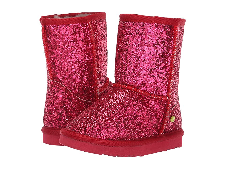 Western Chief Kids Emma Boot (Toddler/Little Kid) (Pink) Girls Shoes