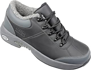 Oregon Mudders Mens CM400S Waterproof Oxford Golf Shoe with Spike Sole