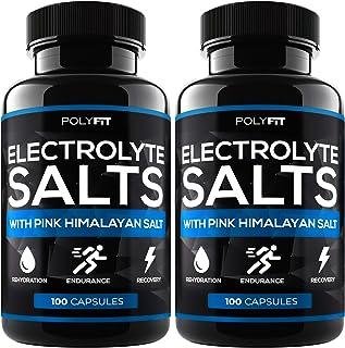 Sponsored Ad - (2 Pack | 200 Salt Pills) Salt Tablets Electrolyte for Runners