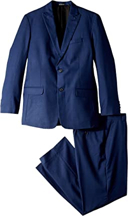 Calvin Klein Kids - Husky Two-Piece Infinite Suit (Big Kids)