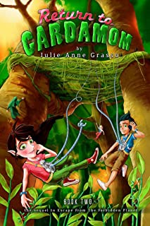 Return to Cardamom (Adventures of Caramel Cardamom Book 2)
