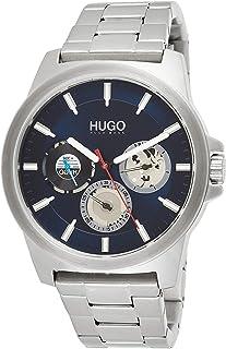 Hugo Boss Men's Blue Dial Stainless Steel Watch - 1530131