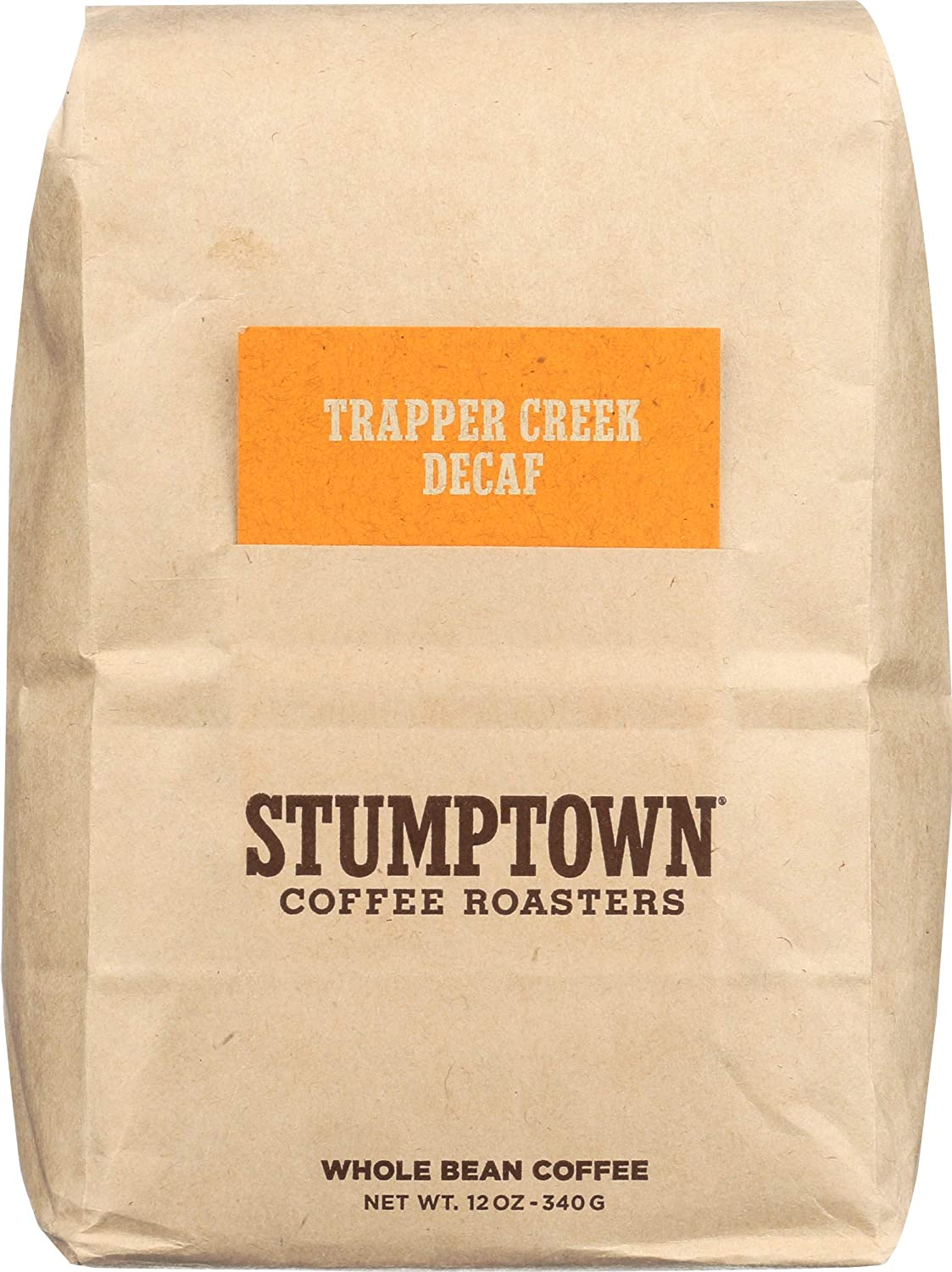 Stumptown Coffee Roasters Whole Decaf Trapper Super sale period limited Bean Mail order Creek