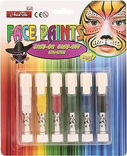 Canoe Face Paints, 1 Pack - CT151216RJ95