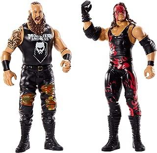 WWE Figure 2-Pack  Braun Strowman vs Kane FTD03 GBN56