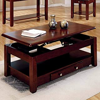 Best cherry coffee table with storage Reviews