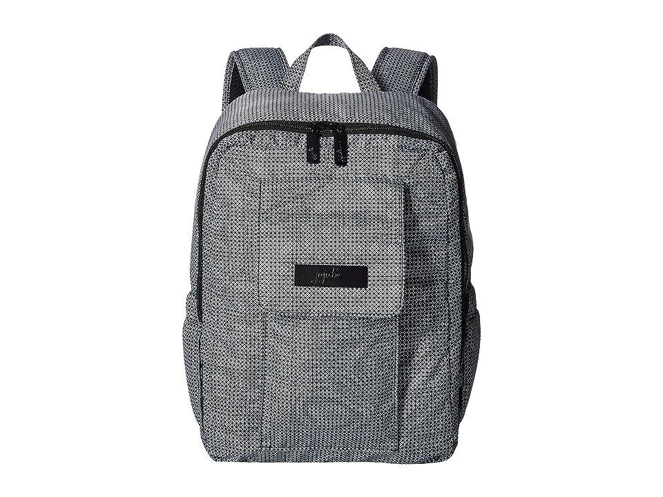 Ju-Ju-Be Onyx MiniBe Small Backpack (Black Matrix) Backpack Bags
