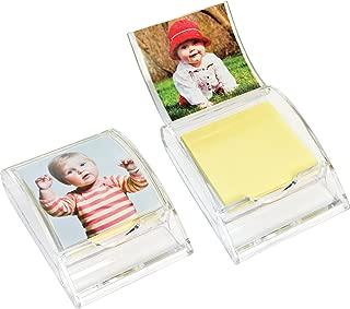 Acrylic Photo Sticky Note Holder
