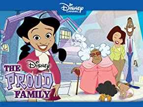 The Proud Family Volume 2
