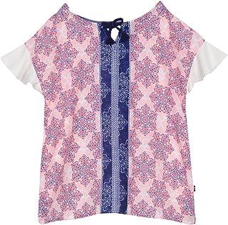 Nautica Girls NDA0285Q Short Sleeve Fashion Tee Short Sleeve T-Shirt