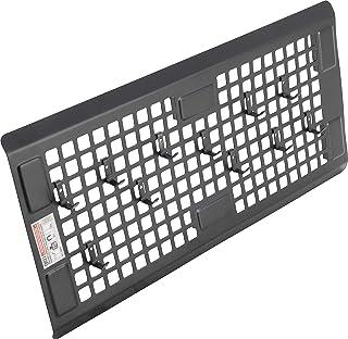 BGS 9895 | Magneethouder | voor schroevendraaiers en sleutels | gereedschapsgatwand | met 18 haken | max. draagvermogen 6 kg