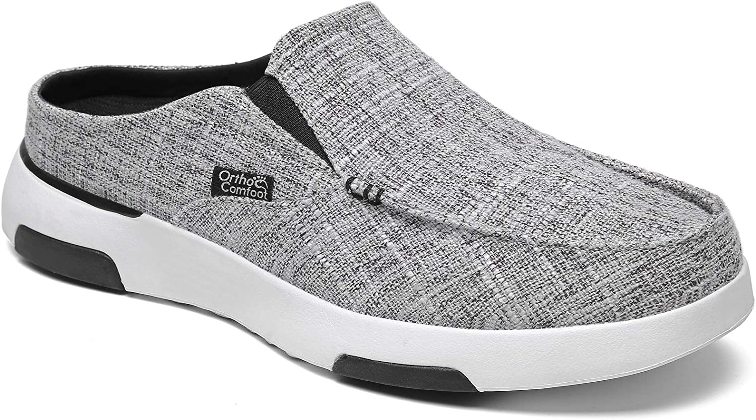 Men's Loafers Slip-ons Plantar Super beauty product restock quality top Fasciitis R Fees free!! Foot Heel Pain and