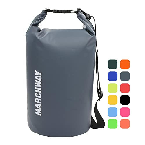 MARCHWAY Floating Waterproof Dry Bag 5L 10L 20L 30L 40L f0b3208f2fc2b