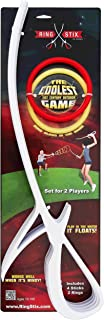 RingStix Standard-The Most Fun Indoor/Outdoor Lawn or Beach Games For Kids, Teens, Adults And Families …