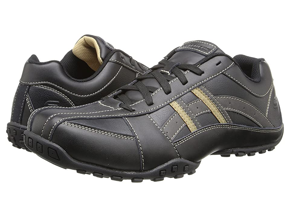 SKECHERS Citywalk Molton (Black) Men