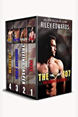 The 707 - The complete Series ( Free, Freeing Jasper, Finally Free, Freedom): A Black Ops Romance Kindle Edition