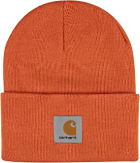 c60abff5d50a4b Carhartt Acrylic Strickmützen - Bonnet - Homme - Orange - Medium