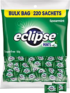 Wrigley Eclipse Spearmint Flavour Mints, 150 g