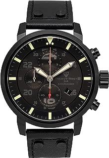 Tschuy-Vogt SA A15 Crusader Mens Swiss Chronograph Watch