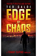 Edge of Chaos: A vigilante thriller (Tommy Dapino Book 2) Kindle Edition