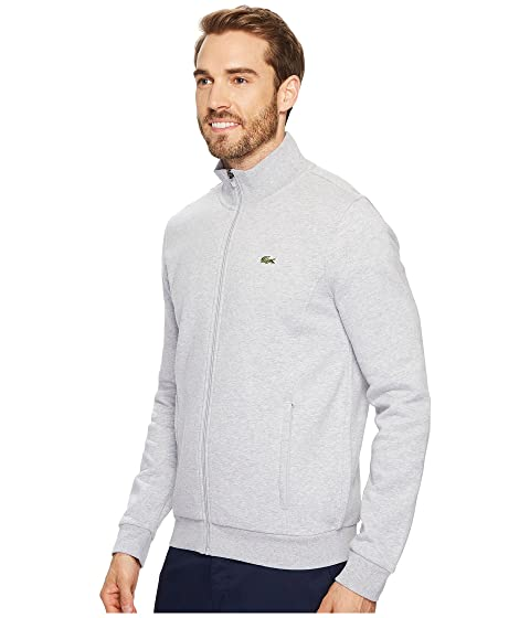 Full Fleece Sport Zip Sweatshirt Lacoste qXwxSzfw