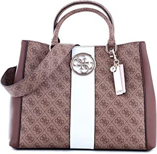 Luxury Fashion | Guess Womens HWSG7402230BROWN Brown Handbag | Fall Winter 19