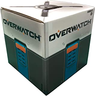 U.C.C. Distributing Official Overwatch Mystery Mega Loot Box Full of Collectibles by: Blizzard Entertainment