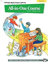 Alfred's Basic Piano Library All-in-One Course, Book 2