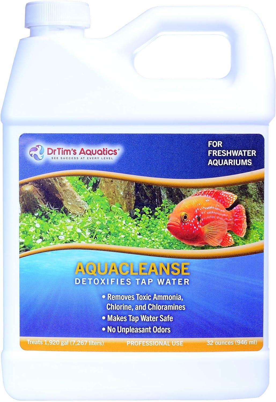 DrTim's Aquatics OFFer Freshwater Popular overseas AquaCleanse Water Tap Detoxifier âÂ