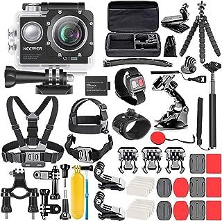 Neewer Kit de Accesorios de Cámara de Acción para GoPro He