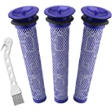 Wolfish 3 Pack Pre Filters for Dyson DC58