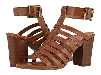 VIONIC Sami (Cognac Leather) Women