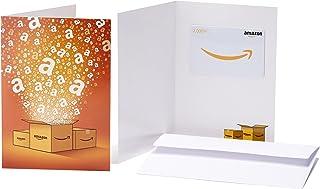 Amazonギフト券(マルチパック・グリーティングカードタイプ)- 10枚組