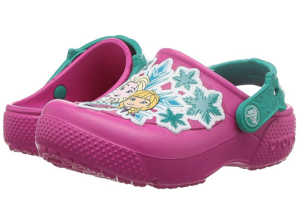 Crocs Kids Fun Lab Girls Fox Clog