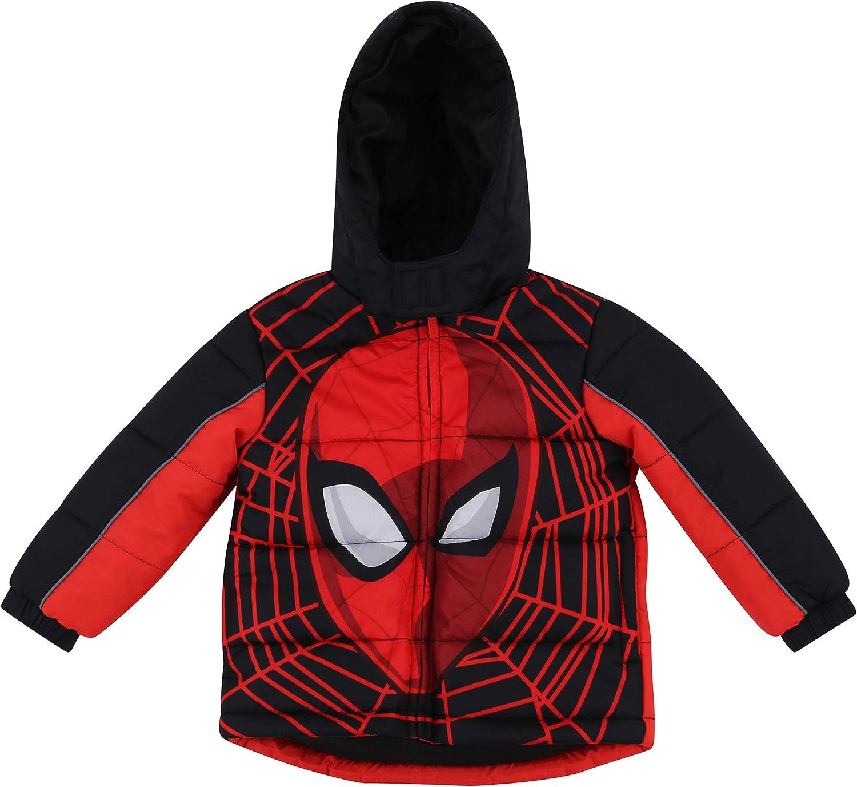Marvel Avengers outlet Cheap bargain Spider-Man Winter Puffer Jacket Coat