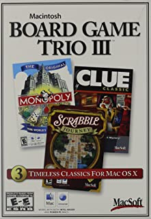 Ultimate Board Game Trio 3 - Mac