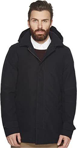 Scotch & Soda - Classic Hooded Parka with Detachable Quilted Lining