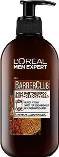 L'Oréal Men Expert Barber Club 3-i-1 Skäggschampo, 200 ml