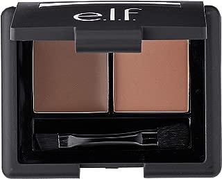 e.l.f. Gel and Powder Eyebrow Kit, Medium,