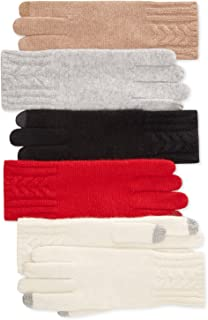 Best charter club cable cashmere tech gloves Reviews